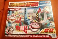DOMINO EXPRESS TWISTER NEW & SEALED CREATE A LOOPING ROLLER COASTER RIDE IDEAL