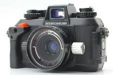 *EXC+3* NIKON NIKONOS IV-A 35mm w/UW-NIKKOR 28mm F/3.5 From JAPAN #607637