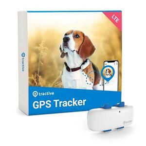 Tractive GPS DOG 4 - GPS Tracker für Hunde mit Aktivitätstracking NEU