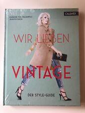 Wir lieben Vintage von Marianne Waldenfels und Jennifer Dixon (2018)