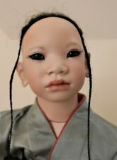 Annette Himstedt - Porcelain - Ling From China - Very Rare - #74/90 Worldwide