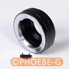 Minolta MD MC Lens to Micro 4/3 M4/3 Mount Adapter GF2 GF3 G2 G3 GH2 E-P3 P2 PL3