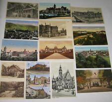 Ansichtskarten aus ehemaligen dt. Gebieten ~ Schlesien Neumark Pommern Elsass AK