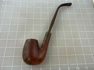 Judd's Old Used Clairmont Full Bent Churchwarden Pipe