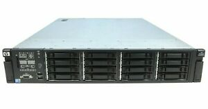 HP DL385 G7 - 2x AMD 6282 SE 32 Core 2.60 GHz, 32GB DDR3, 2x 146GB HDD - 16 Bay