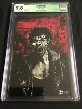 NO HEROINE #1 Ultra Rare Metal Edition. (CGC 9.8) Only 75 Made. SOLD OUT.