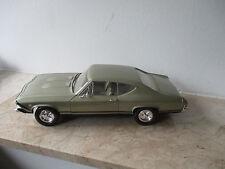 altes Modellauto ERTL 1968 Chevrolet Chevelle SS 1:18 ohne OVP