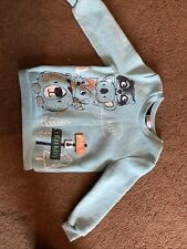 Pep & co Baby 12-18 Months Jumper Wolly Lined Extra Soft Inside