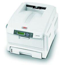 OKI c5750dn Nueva a estrenar con 3 años garantia laser color duplex y tarjeta re