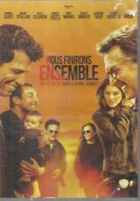 DVD    NOUS FINIRONS ENSEMBLE  (FR. CLUZET/M. COTILLARD/JOSE GARCIA...)