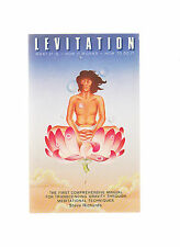 LEVITATION HOW IT WORKS, HOW TO DO IT-STEVE RICHARDS-1980 FN-SPIRITUAL COLLECTON