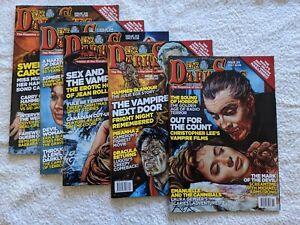 Darkside Magazine Issues 211 - 215