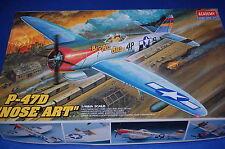 """Academy 2211 - P-47D """"Nose Art""""  scala 1/48"""