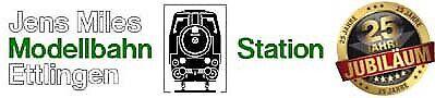Modellbahn-Station-Ettlingen