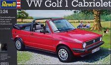 REVELL® 07071 Volkswagen Golf 1 Cabriolet in 1:24
