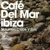 CAFE DEL MAR IBIZA volumen cinco y seis (2X CD, album) downtempo, future jazz