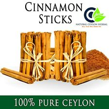 Ceylon Cinnamon sticks -Organic High Quality 100% Natural True Sri Lankan Spices