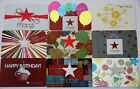 9 Macy`s Department Store Happy Birthday Empty Gift Card Collectible Lot New For Sale