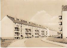 """Sömmerda AWG """"Neue Zeit"""" Straße des Aufbaus glum 1960? C8197"""