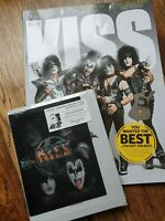 "KISS, ""40 YEARS, DECADES OF DECIBELS"". 2 CD STEELBOOK LIMITED EDITION NEW,SEALED"