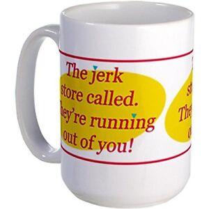 11oz mug Jerk Store Called - Printed Ceramic Coffee Tea Cup Gift