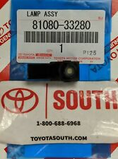 2019-20 Toyota Rav4 Floor Board Interior Lamp Light Bulb 81080-33280 Oem