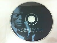 Seal - Soul Music CD Album 2008 - DISC ONLY in Plastic Sleeve