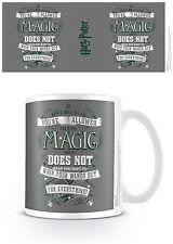 Harry Potter bacchette Out Tazza Weasley FRASE INCANTESIMO Novità FILM REGALO