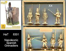 1:72 personaggi 8301 Napoleonic Spanish GRENADIERS-Gil