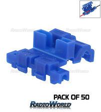 50 X Self Stripping in linea ATC Fusibile lama standard rubinetto titolare SCOTCH LOCK 20A