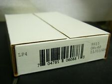 Box of 50 Rolls 2009 D Presidency Lincoln NF NEW SEALED