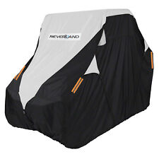 Waterproof Side-by-Side Utility Vehicle Storage Cover For Polaris Can-Am Yamaha