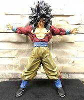 "Goku Dragon Ball Z 11 "" Figure Toy Statue Super Sayian 4 GT"