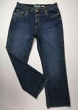 """OLD NAVY Women's Jeans size 14 Blue Denim waist= 34"""" Stretch Ladies"""