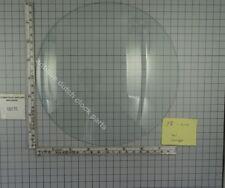 """CLOCK DOOR CONVEX GLASS 7 14/16"""" or 20 cm across"""