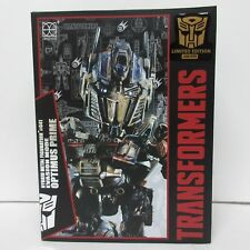 Herocross HMF-041 Transformers Optimus Prime Evasion Mode Figure Limited Edition