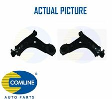 2 x FRONT TRACK CONTROL ARM WISHBONE PAIR COMLINE OE REPLACEMENT CCA1205