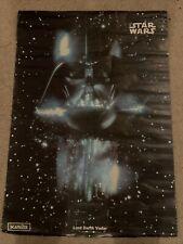 More details for star wars lord darth vader vintage scanlite poster