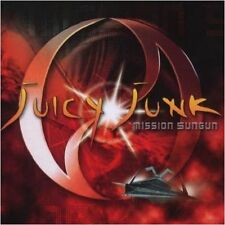 Juicy Junk-Mission sungun CD