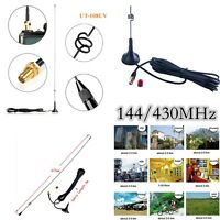 UT-108 Magnetic DUAL BAND 144/430MHz Antenna For Car Radio WOUXUN BAOFENG 5R