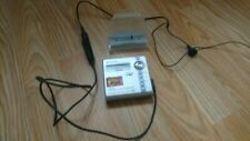 SONY MZ-N707 MINIDISC PLAYER NET MD WITH Remote Charging Stand VGC UK SELLER