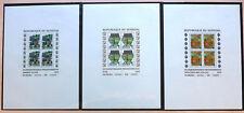 Senegal 1979 Block 34-36 ** postfrisch Friedensreich Hundertwasser