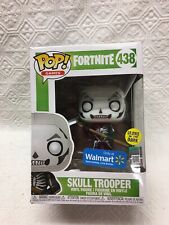 Skull Trooper Glow in the Dark Walmart Exclusive Fortnite Funko POP! #438