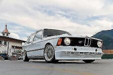 P pour BMW E21 série 3 Pare-chocs avant BBS spolier Chin Valance Lip GTR Style