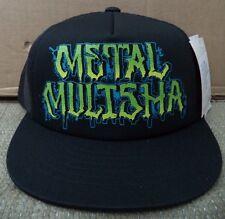 METAL MULISHA MAH BOYS CAP HAT YOUTH BLK SNAPBACK SAMPLE ITEM *NWT*