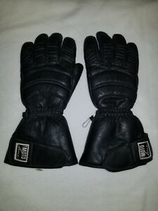 Genuine Moto Line Difi  Gloves Motorbike Riding Glove Thermal Lining