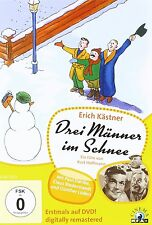 DVD * DREI MÄNNER IM SCHNEE  # NEU OVP