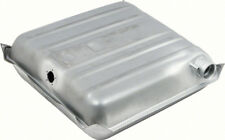 1957 Chevrolet Pass Cars Fuel Tank 16 Gal Square Corners & Vent Tube Zinc Coated