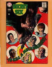 Secret Six #3 To Kill A Mockingbird 1968 Dc Comic Book Fn/Vf to Vf-