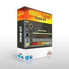 Roland 808 Drum Kit Samples MPC Maschine Sounds DOWNLOAD Trap Hip Hop WAV